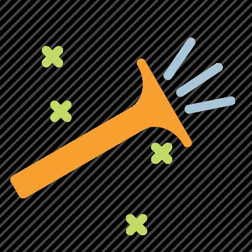 instrument, music, sound, trompet icon