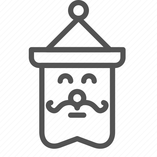 avatar, christmas, clause, figure, santa, xmas icon