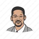 action star, actor, celebrity, hollywood star, movie star, will smith