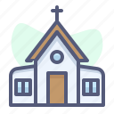 christian, christianity, church, holy, religion, sunday icon
