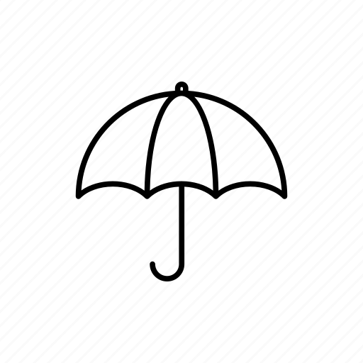Rain, umbrella, weather, accessories, cloudy icon - Download on Iconfinder