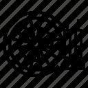 darts, dartboard, archery, goal, hobbies icon