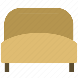 bed, home, hotel icon