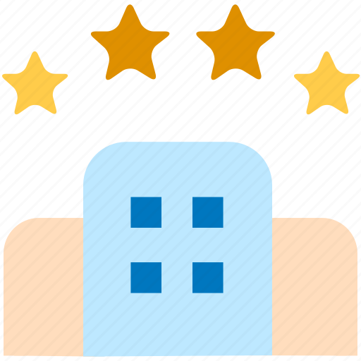 apartments house, flats, home, hotel, house, lodging house icon