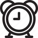 alarm, clock, hour, minute, time icon