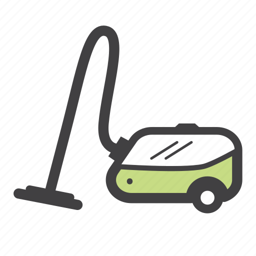 cleaner, dirt, dust, home, home appliance, vacuum cleaner icon