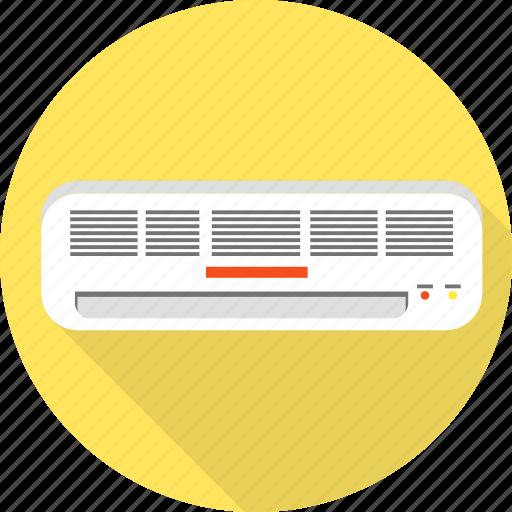 ac, air, air conditioner, conditioner, conditioning, room icon