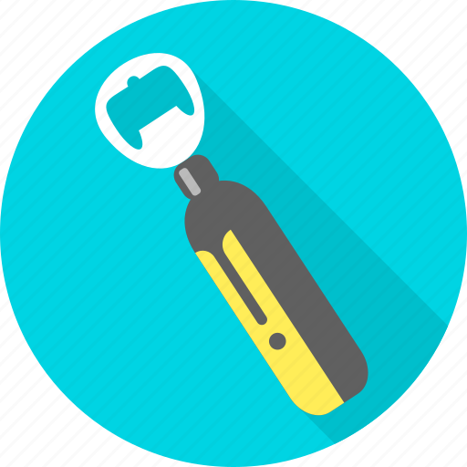 appliances, can, kitchen, opener icon