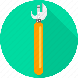 appliances, cutter, opener icon