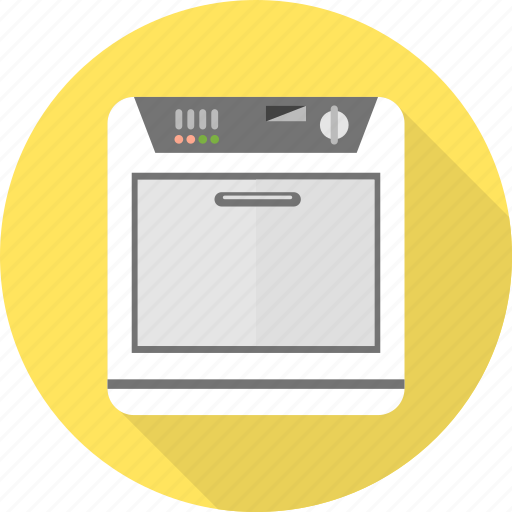 microwave, oven icon