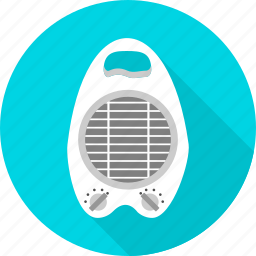 cooler, heater icon