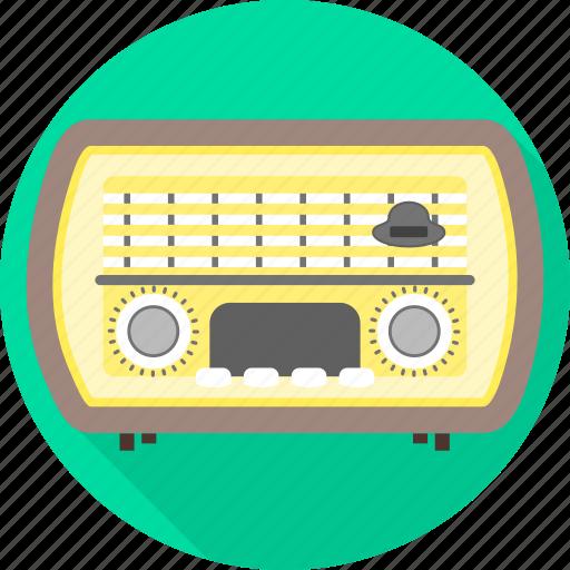 radio, transmeter, transmission icon