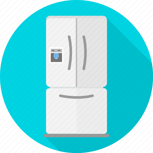 appliance, appliances, electronic, fridge, refrigerator icon