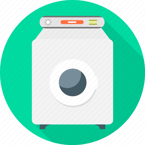 appliance, appliances, household, wash, washing machine icon