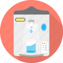 kitchen, purifier, water purifier icon