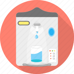 kitchen, purifier, water purifier icon