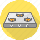 appliance, appliances, cooking, gas, kitchen, stove icon