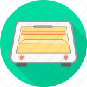 appliance, appliances, griller, kitchen, otg, oven toaster icon