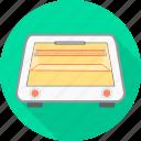 appliance, appliances, griller, kitchen, otg, oven toaster icon