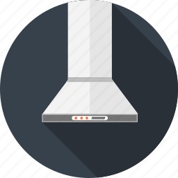 appliance, appliances, chimney, equipment, furnishings, household, kitchen icon