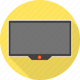 computer, desktop, display, lcd, monitor, screen, tv icon