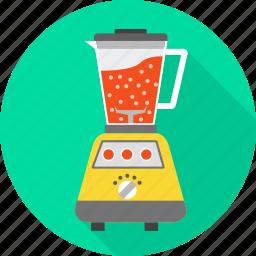 appliance, appliances, blender, equipment, grinder, kitchen, mixer icon
