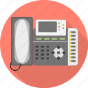 equipment, fax, machine, printing icon