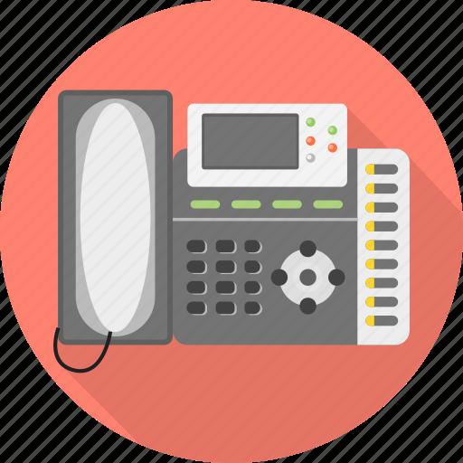 equipment, fax, machine, printing icon