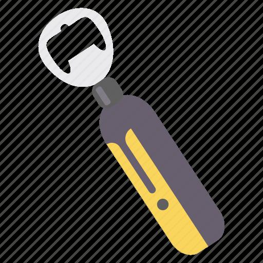 Bottle, kitchen, opener icon - Download on Iconfinder