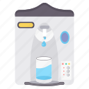 appliance, appliances, home appliances, utencils, water purifier icon