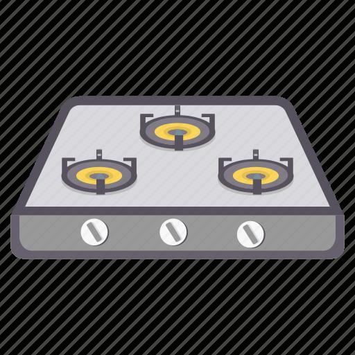 appliance, appliances, gas, home appliances, stove, utencils icon