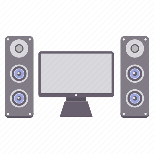 appliance, appliances, home appliances, home theater, utencils icon