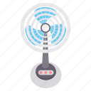 fan, table icon