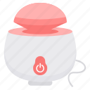 dispenser, fume icon