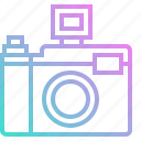 camera, compact, photo, photography icon