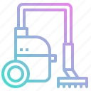 cleaner, cleaning, housework, sweeper, sweeping, vacuum icon