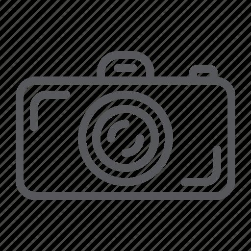 Camera, capture, lens, photo, shutter, travel icon - Download on Iconfinder