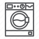 appliance, dry, home, laundry, machine, washing icon