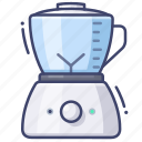 appliance, blender, kitchen, mixer icon