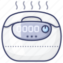 cooker, kitchen, rice, warmer icon
