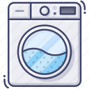 laundry, washing, machine