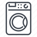 appliance, dryer, household, machine, washer, washing icon