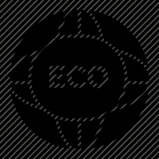 eco, environment, global, internet, world icon