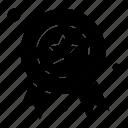 award, badge, ribbon icon