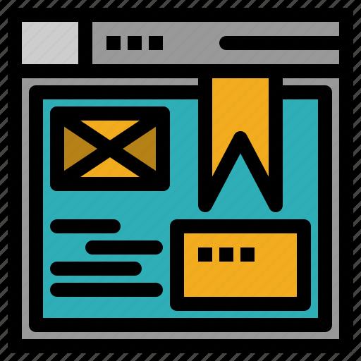 Design, layout, web, website icon - Download on Iconfinder