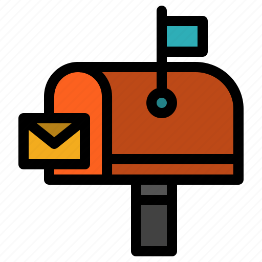 Box, mail, post, postoffice icon - Download on Iconfinder