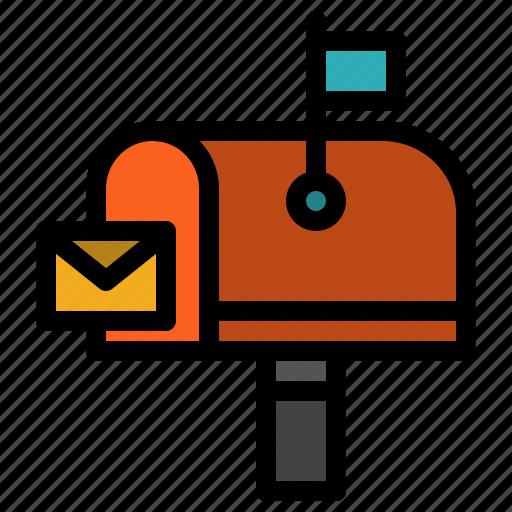 box, mail, post, postoffice icon