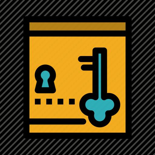 Key, lock, locker, safe icon - Download on Iconfinder