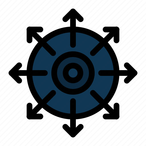 Achieve, point, success, target icon - Download on Iconfinder