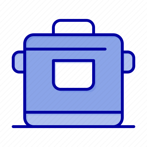 cooker, hotel, kitchen, rice icon